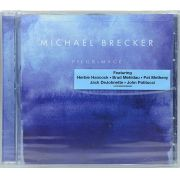 CD Michael Brecker - Pilgrimage - Lacrado - Importado