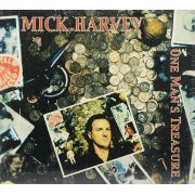 CD Mick Harvey - One Mans Treasure - Lacrado - Importado