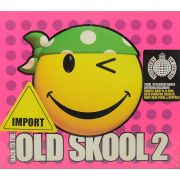 Cd Ministry Of Sound - Back To The Old Skool 2 - Lacrado - Importado