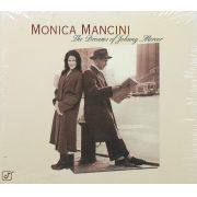 CD Monica Mancini - The Dreams Of Johnny Mercer - Lacrado - Importado