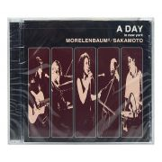 CD Morelenbaum / Sakamoto - A Day In New York - Importado - Lacrado