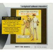 CD Mott The Hoople - All The Young Dudes - Lacrado - Importado