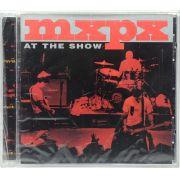 CD Mxpx - Live At The Show - Lacrado - Importado