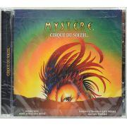 CD Mystere - Cirque Du Soleil - Lacrado - Importado