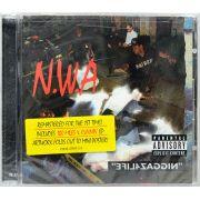 CD N.W.A - Efil4zaggin - Lacrado - Importado