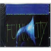 CD New Orleans Nightcrawlers - Funknicity - Lacrado - Importado