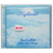 CD Nightwish - Over The Hills And Far Away - Lacrado - Importado