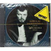 Cd Nikolai Demidenko - Live At Wigmore Hall - Lacrado - Importado