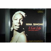 CD Nina Simone - I Got Life and Many Others - Importado EU Deslacrado
