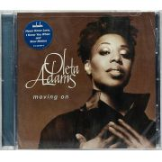 CD Oleta Adams - Moving On - Lacrado - Importado
