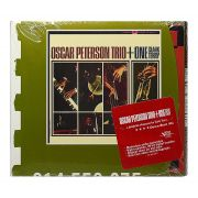 CD Oscar Peterson Trio + One Clark Terry - Importado - Lacrado