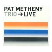 CD Pat Metheny Trio - Live - Duplo Importado - Lacrado