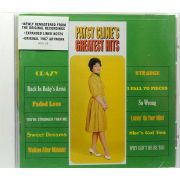 Cd Patsy Cline's - Greatest Hits - Lacrado - Importado