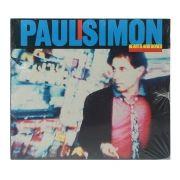 CD Paul Simon - Hearts and Bones - Digipack - Importado - Lacrado