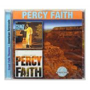 CD Percy Faith - Great Folk Themes / American Serenade - Importado - Lacrado
