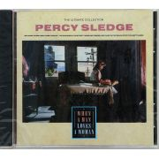 CD Percy Sledge - When A Man Loves A Woman - Lacrado - Importado