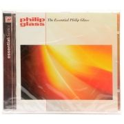 CD Philip Glass - The Essential Philip Glass - Importado - Lacrado