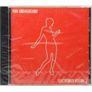 CD Pure Underground - Electronica Vol 1 - Lacrado - Importado