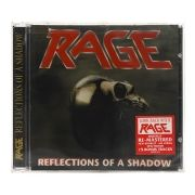 CD Rage - Reflections Of A Shadow - Importado USA - Lacrado
