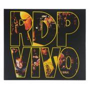 CD Ratos de Porão - RDP Vivo - Digipack - Lacrado