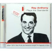 CD Ray Anthony - Plays The Standards - Lacrado - Importado