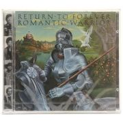CD Return To Forever - Romantic Warrior - Importado - Lacrado