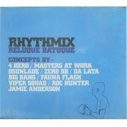 CD Rhythmix - Reluque Batuque - Importado - Lacrado