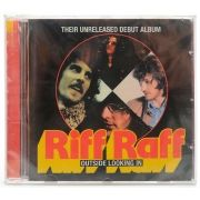 CD Riff Raff - Outside Looking In - Importado - Lacrado