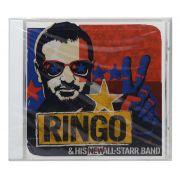 CD Ringo Starr - King Biscuit Flower Hour Presents - Ao vivo - Importado - Lacrado