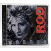 CD Rod Stuart - Camouflage - Importado - Lacrado