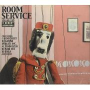 CD Duplo Room Service - Vol 2 - Listening Pearls - Lacrado - Importado