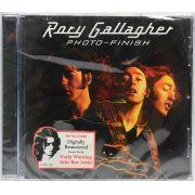 Cd Rory Gallagher - Photo-Finish - Lacrado - Importado