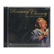 Cd Rosemary Clooney - The Last Concert - Importado - Lacrado