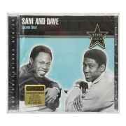 CD Sam And Dave - Eleven Best - Importado - Lacrado