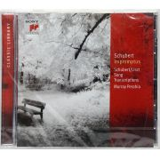 CD Schubert - Impromptus - Murray Perahia - Lacrado - Importado
