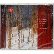 CD Schumann Kreisleriana Fantasy Op. 17 Evgeny Kissin - Lacrado - Importado