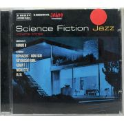 CD Science Fiction Jazz - Volume 3 - Lacrado - Importado