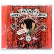 CD Shark Frenzy - Bruce Foster - Richie Sambora - Importado - Lacrado