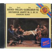 CD Shostakovich - Kremer / Phillips / Kashkashian / Yo-Yo Ma - Lacrado - Importado