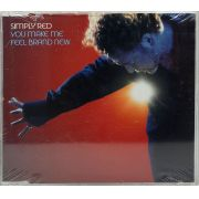 CD Simply Red - You Make Me Feel Brand New - Lacrado - Importado