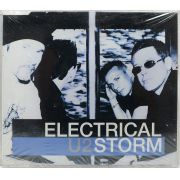 CD Single Electrical Storm - U2 - Lacrado - Importado