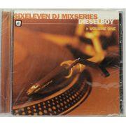 CD Sixeleven Dj Mixseries - Dieselboy Vol 1 - Importado - Lacrado