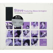 CD Slave Featuring Steve Arrington - The Definitive Groove Collection - Lacrado - Importado