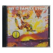 CD Sly And The Family Stone - Aint But The One Way - Importado Alemanha - Lacrado