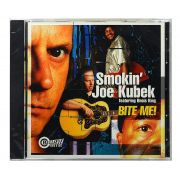 CD Smokin Joe Kubek - Bite Me - Importado - Lacrado