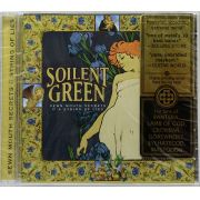 CD Soilent Green - Sewn Mouth Secrets A string Of Lies - Lacrado - Importado