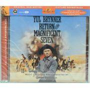 Cd Soundtrack Return Of The Magnificent Seven - Lacrado - Importado