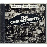 CD Soundtrack The Commitments - Lacrado - Importado