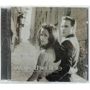 CD Soundtrack Walk The Line - Johnny Cash - Joaquin Phoenix - Importado - Lacrado