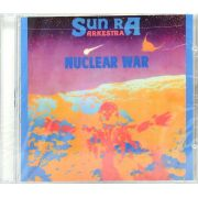 Cd Sun Ra Arkestra - Nuclear War - Lacrado - Importado